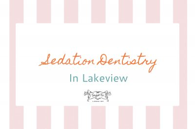 sugar fix dental loft// sedation