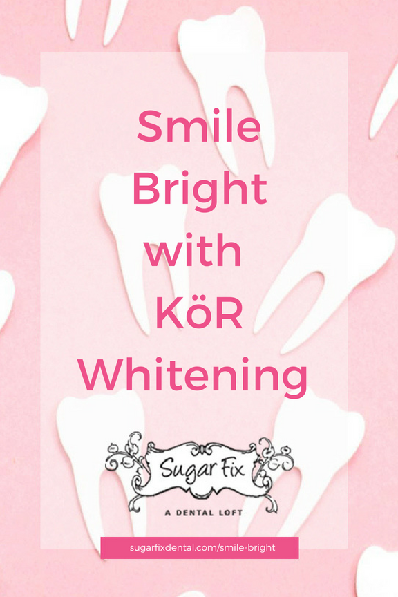 Smile Bright with KöR Whitening at Sugar Fix