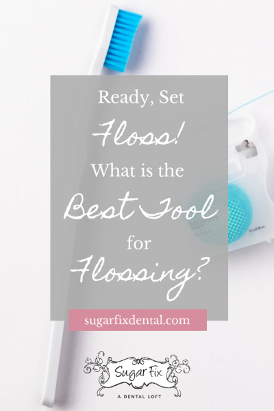 tool for flossing blog
