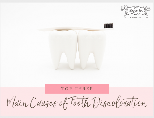Top Three Main Causes of Tooth Discoloration | Causes of Tooth Discoloration