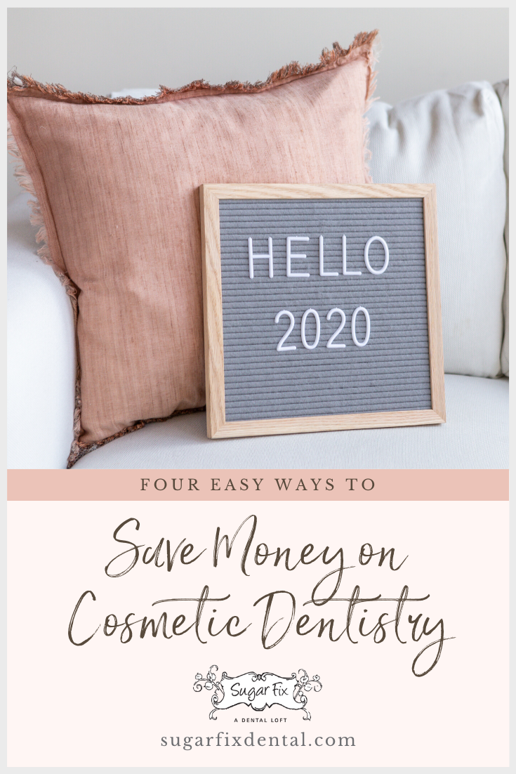 Save Money on Cosmetic Dentistry